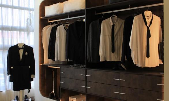 Roupeiro, Closet moderno, mobiliário e decoração Carpintaria Sucupira