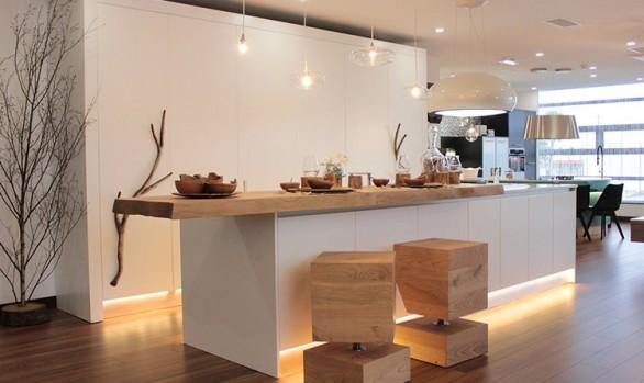 Cozinha moderna, mobiliário e decoração Carpintaria Sucupira