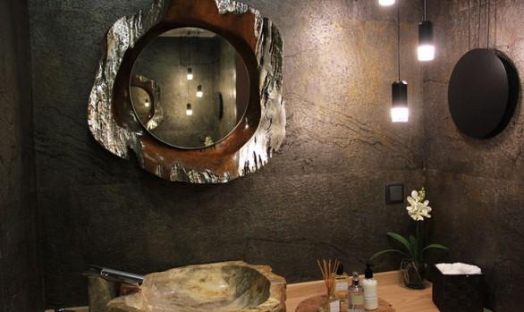 Decoração e móveis de Casa de banho - Carpintaria Sucupira